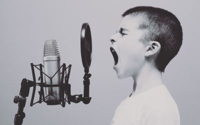 La voce fuori campo
